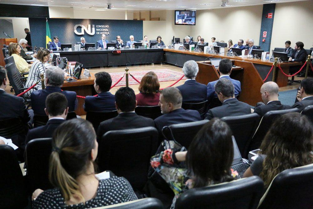 Decisão do Plenário do CNJ traz celeridade aos processos de recuperação judicial